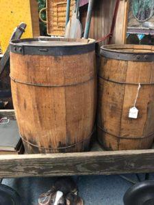 Decatur Borg Warner Barrel